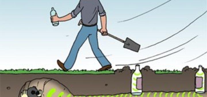 Comment loigner les taupes de mon jardin taupier sur la france - Comment eloigner les chats de mon jardin ...
