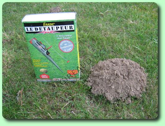 Comment se debarrasser des taupes dans mon jardin design - Comment se debarrasser d une taupe dans son jardin ...