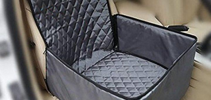 Couverture de protection voiture pour chien taupier sur for Housse protection coffre chien