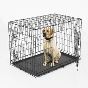 cage de transport pour grand chien pas cher taupier sur la france. Black Bedroom Furniture Sets. Home Design Ideas