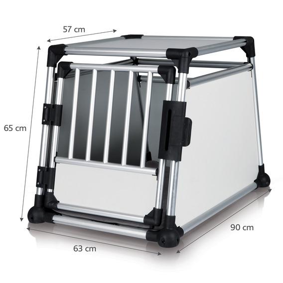 box transport pour chien voiture taupier sur la france. Black Bedroom Furniture Sets. Home Design Ideas