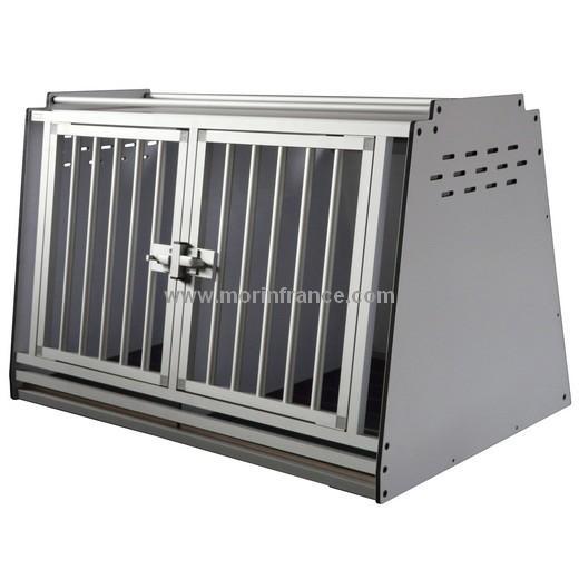 cage de transport voiture pour chien taupier sur la france. Black Bedroom Furniture Sets. Home Design Ideas