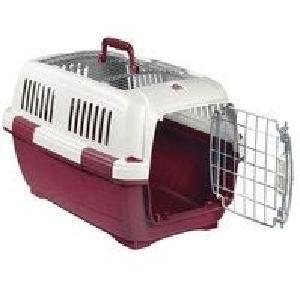 cage de transport pour petit chien pas cher taupier sur. Black Bedroom Furniture Sets. Home Design Ideas